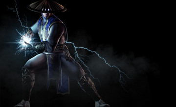 MKX Raiden Wallpaper