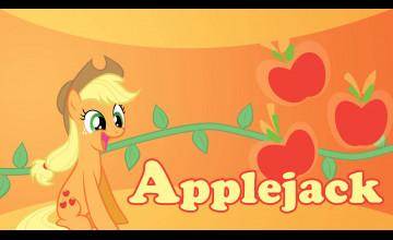 MLP Applejack Wallpaper