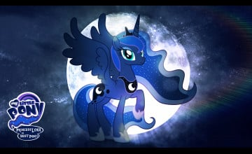 MLP Princess Luna Wallpaper