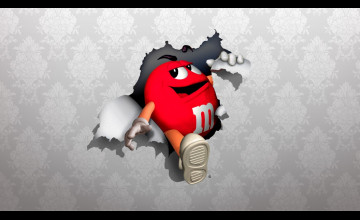 M&M Wallpaper Desktop