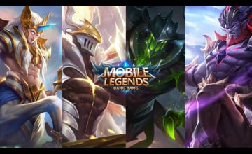 Mobile Legends Game Wallpapers