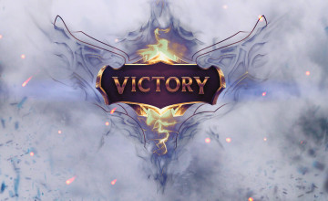 Mobile Legends Victory Wallpaper