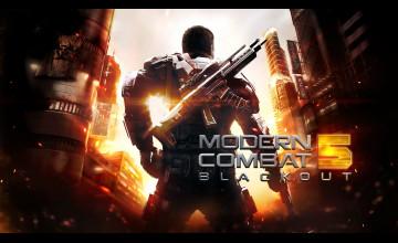 Modern Combat 5: Blackout Wallpapers