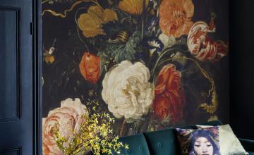 Modern Victorian Wallpaper