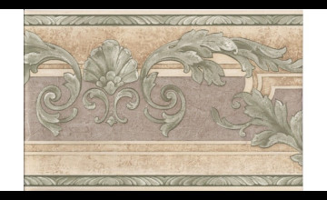 Molding Look Wallpaper Border