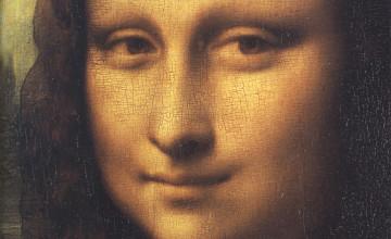 Mona Lisa HD Wallpaper