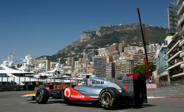 Monaco Grand Prix Wallpaper