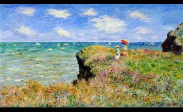Monet Wallpaper Impressionism