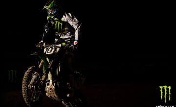 Monster Energy Supercross Wallpaper