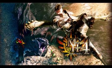 Monster Hunter 4 Wallpaper