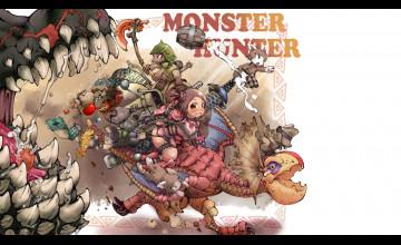 Monster Hunter Wallpaper 1920x1080