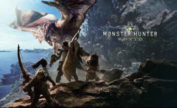 Monster Hunter World HD Wallpapers