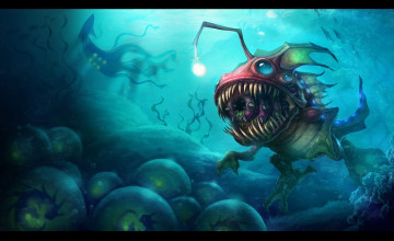 Monster Legends Wallpapers
