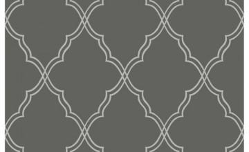 Moroccan Lattice Wallpaper