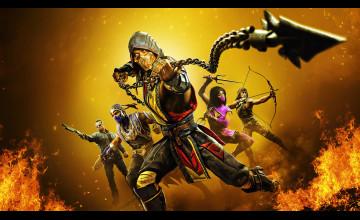 Mortal Kombat Desktop Wallpapers