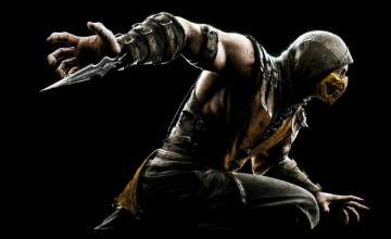 Mortal Kombat Live Wallpaper