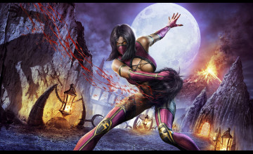 Mortal Kombat Mileena Wallpaper