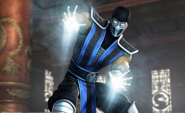 Mortal Kombat Wallpaper Sub Zero