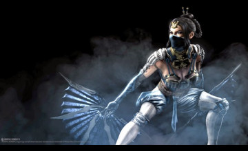 Mortal Kombat X Kitana Wallpaper