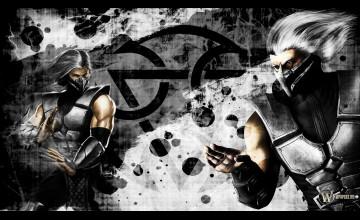 Mortal Kombat X Smoke Wallpaper