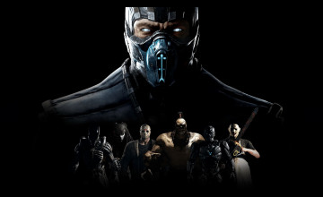 Mortal Kombat XL Wallpaper