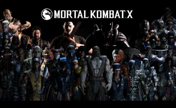 Mortal Kombat XL Wallpapers