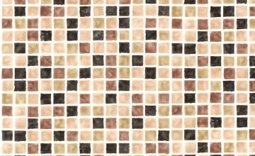 Mosaic Tile Wallpaper for Kitchen