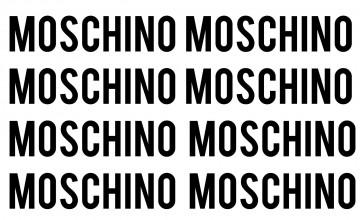 Moschino Wallpaper