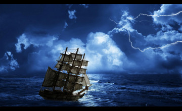 Most Beautiful Storm Free Wallpapers