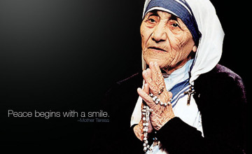 Mother Teresa Wallpapers