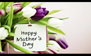 Mother\'s Day Wallpaper for Desktop