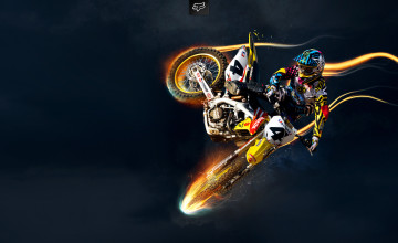 Motocross Screensavers Wallpapers
