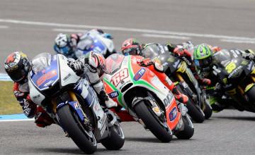 MotoGP Wallpaper 1280x800