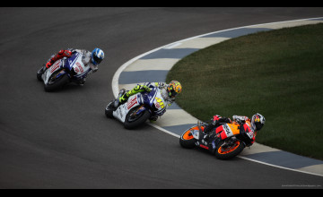 MotoGP Wallpaper Widescreen
