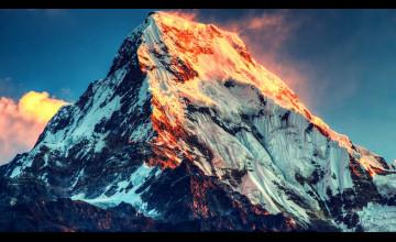 Mount Everest HD Wallpaper