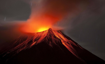 Mount Nyiragongo Wallpapers