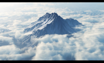 Mount Olympus Wallpaper