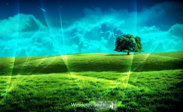 Moving Wallpaper Windows 7