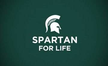 MSU Spartans Football Wallpaper