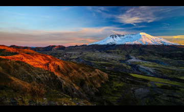 Mt. St. Helens Wallpapers