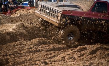 Mud Truck Wallpapers for Desktop