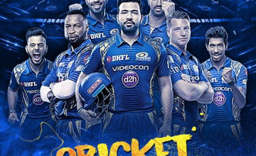 Mumbai Indians 2019 Wallpapers