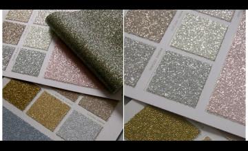 Murano Glass Bead Wallpaper