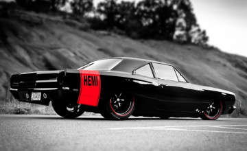 Muscle Car Backgrounds