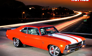 Muscle Car Photos for Wallpaper
