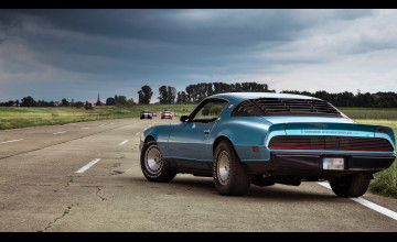 Muscle Cars 4K Wallpapers