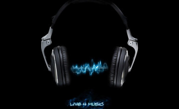 Music Live Wallpaper Computers
