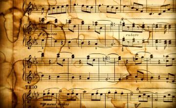 Music Sheet Wallpaper