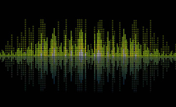 Music Sound Waves Live Wallpaper