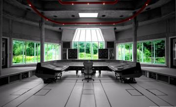 Music Studio Desktop Wallpaper